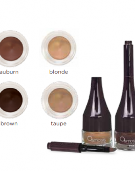 osmosis colour brow gels
