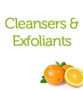Cleansers & Exfoliants