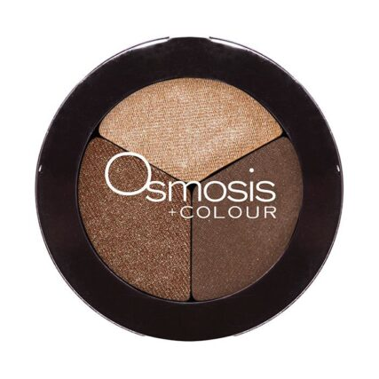 Osmosis Colour Eye shadow Trio The Skin Care Clinic