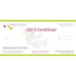 Gift E-Certificate