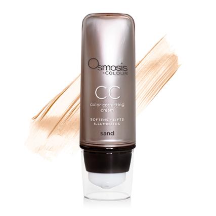 Osmosis Colour CC Cream Swatch Sand