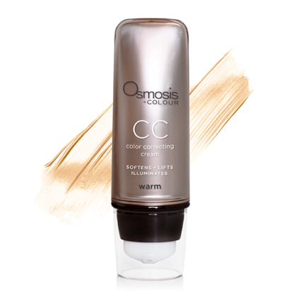 Osmosis Colour CC Cream Swatch Warm
