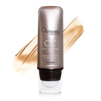 Osmosis Colour CC Cream Swatch Cocoa