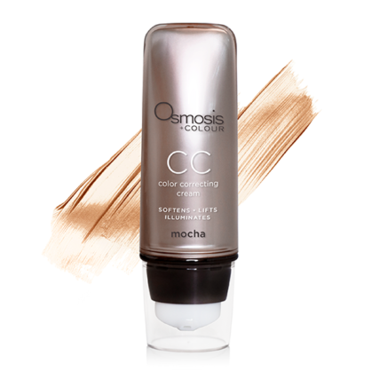 Osmosis Colour CC Cream Swatch Mocha