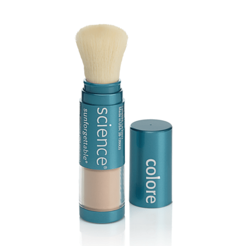 Mineral Powder Sunforgettable Brush