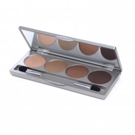 Colorescience Pressed Mineral Eye Colore Palette Timeless Neutral
