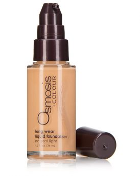 Osmosis Colour Long Wear Liquid Foundation Natural Light