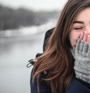 female-face-winter