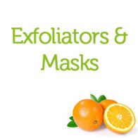 Exfoliators & Masks