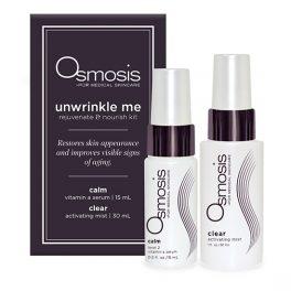 Osmosis Unwrinkle Me Kit