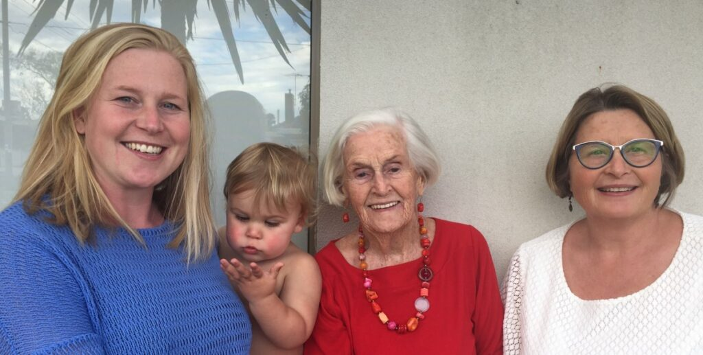 Why do we get wrinkles - 4 generations