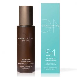 S4 Skinfood4 Vitamin Serum Organic Nation