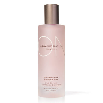 Organic Nation More Than Rose Hydration Mist