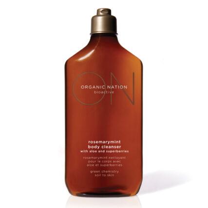 Organic Nation Rosemarymint Body Cleanser