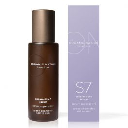 S7 Superactive 7 Serum Organic Nation
