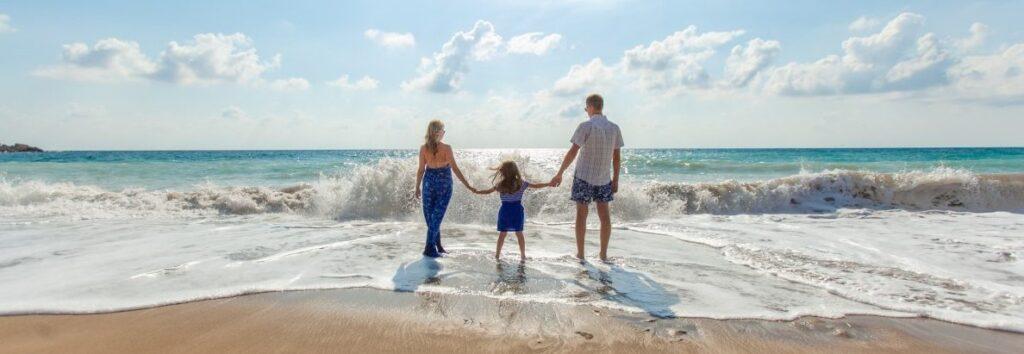 Detox Family Beach Energy