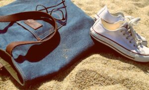 Detox Sneakers Beach Exercise
