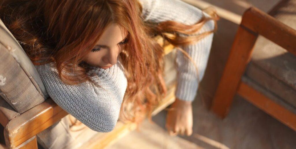 Detox Woman Splodge Sofa