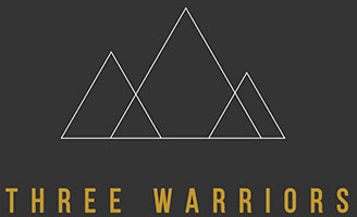Three Warriors Skin Care Products