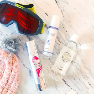 Best Cleansers for a Ski Holiday