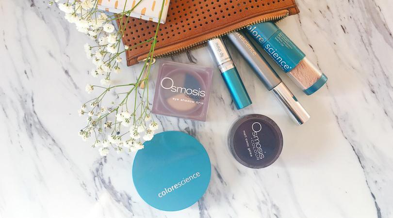 Travel Makeup Tips