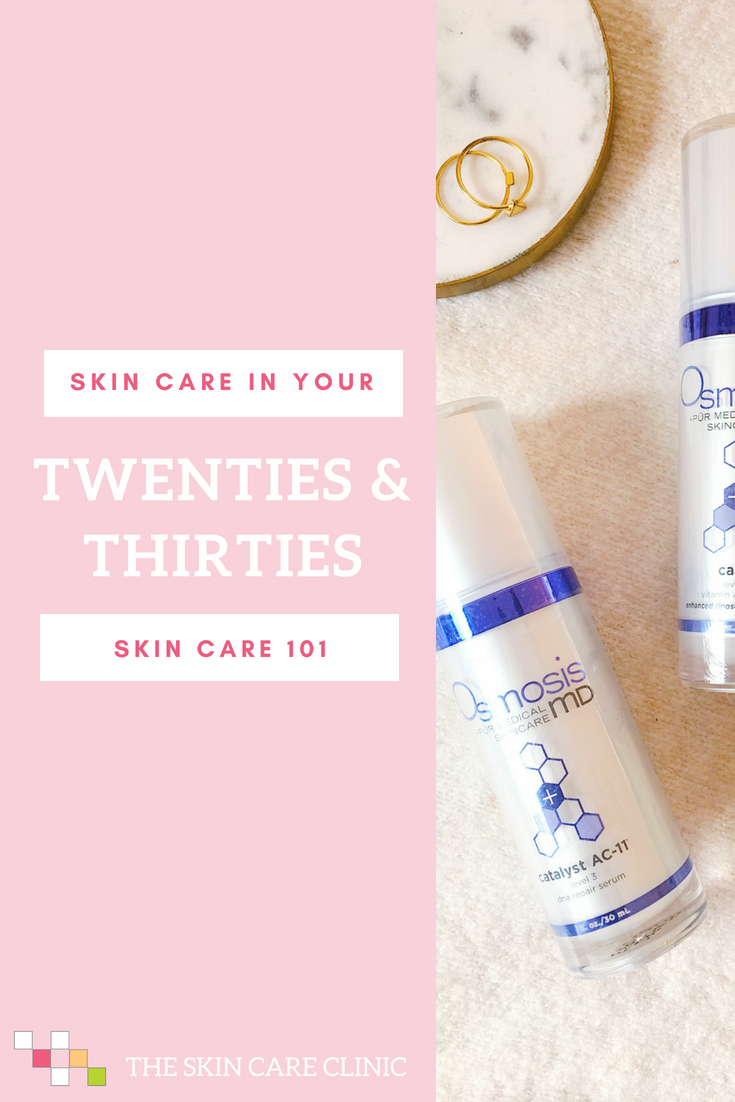 Best Skin Care for 20s 30s