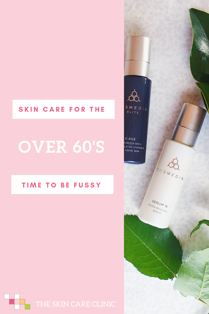 Best Skin Care For Over 60 The Skin Care Clinic