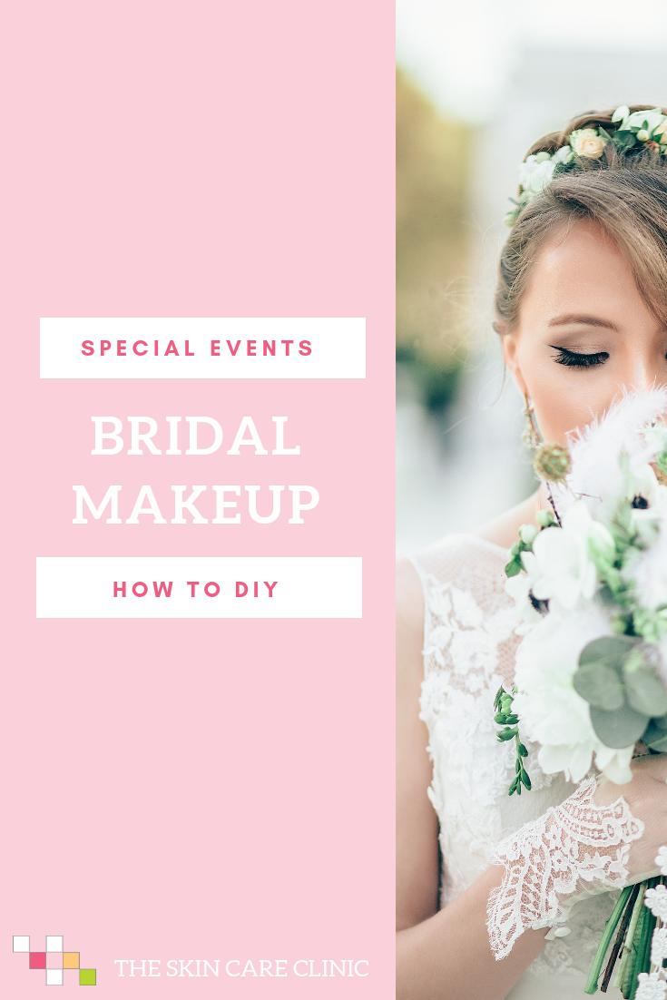 How To DIY Bridal Makeup