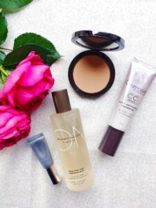 Skin Care and Makeup for Elderly Skin