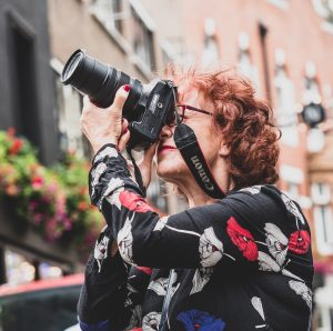 Skin Care Over 60 Photographer