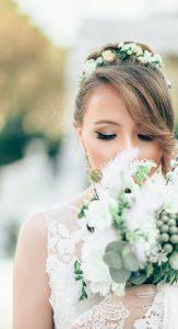Wedding Makeup Eyes