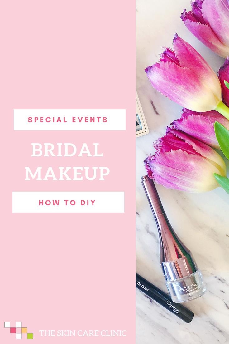 Bridal Makeup DIY