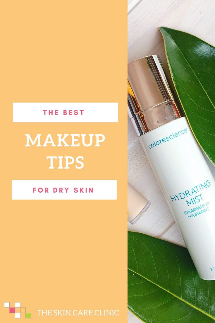 The Best Makeup Tips for Dry Skin