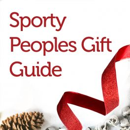 Sporty Peoples Gift Guide