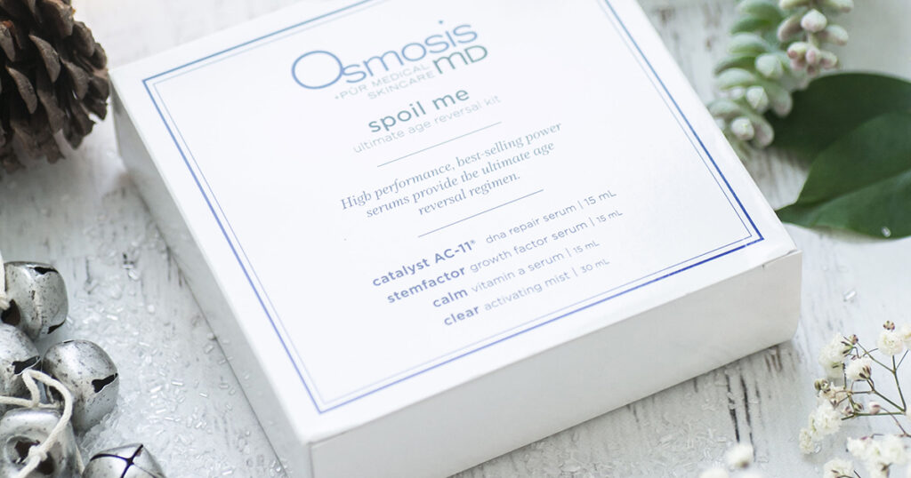 Osmosis MD Spoil Me Kit