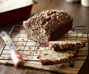 Sugars Effect on Your Skin - Seed and Nut Bread