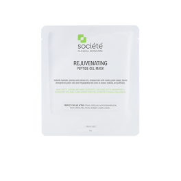 Societe Rejuvenating Peptide Masks