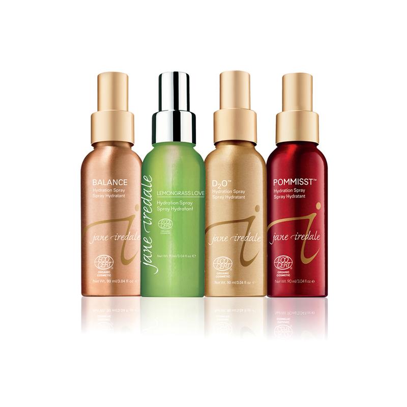 Hydration Skin Care: Buy Jane Iredale Hydration Sprays Online