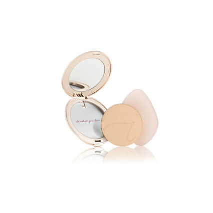 Jane Iredale Rose Gold Refillable Compact