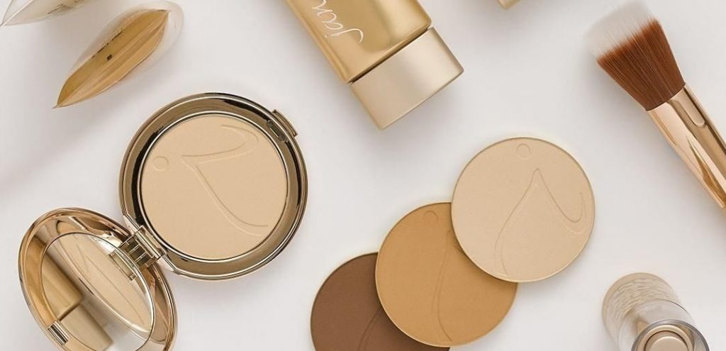 Jane Iredale Makeup that wont clog your pores