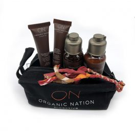 Organic Nation Travel Pod Kit