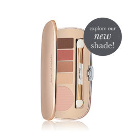 Jane Iredale PurePressed Eyeshadow Kit Pure Basics