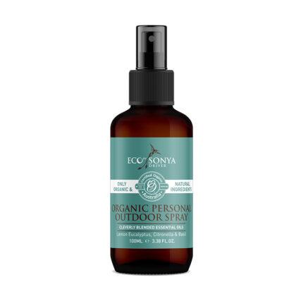 Eco Tan Organic Personal Outdoor Spray
