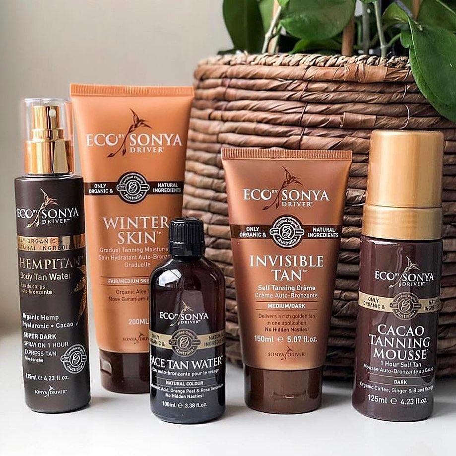 Eco Tan Safe Tanning Options