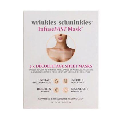 Wrinkles Schminkles InfuseFAST Mask