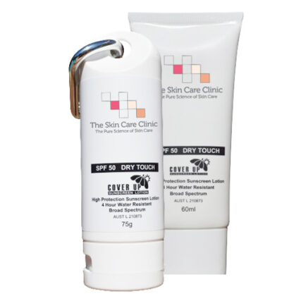 The Skin Care Clinic Dry Touch SPF 50
