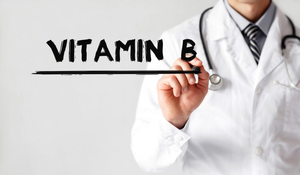 Vitamin B Serums
