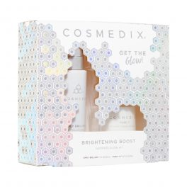 Cosmedix Brightening Boost Ultimate Glow Kit Limited Edition