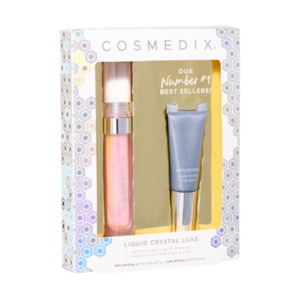 Cosmedix Liquid Crystal Luxe Limited Edition Kit