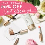 Get Glowing with Jane Iredale